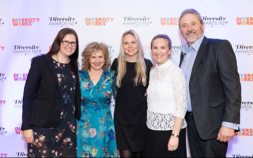 Diversity Awards NZ 2018