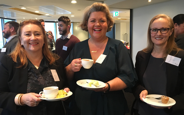 Diversity Works New Zealand breakfast event May 2019