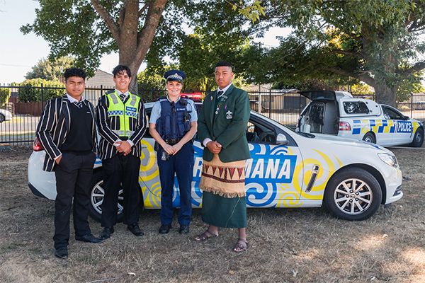 Emerging Diversity & Inclusion - New Zealand Police - DiversityWorks