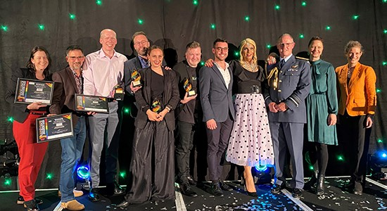 Rainbow Excellence Awards 2020 winners